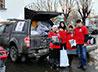 Акция «С миру по нитке» помогла бездомным получить теплую одежду