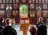 На территории ИК-12 совершили богослужение в обновленном храме