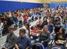 Первоуральские студенты поучаствовали в заседании приходского кинолектория