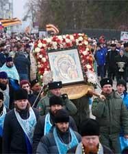 В праздник Казанской иконы Божией Матери в Екатеринбурге пройдет общегородской крестный ход