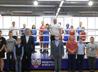 Артемовские казаки помогли в открытии зала для бокса
