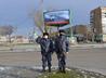 На Среднем Урале стартовала патриотическая акция в честь Российской полиции