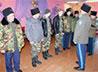 Строевые смотры казачьих хуторов прошли в Пышминской станице