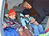Маленьким пациентам тубдиспансера подарили возможность передвижения