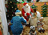 В храме целителя Пантелеимона начались детские новогодние праздники