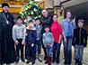 Обитатели семейного дома «Радость моя» приняли участие в съемках фильма «Вера глазами детей»
