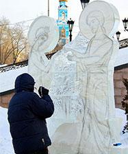 Фестиваль ледовой скульптуры «Вифлеемская звезда» пройдет в Екатеринбурге со 2 по 7 января