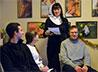 4 февраля в ЦЗМ «Колыбель» пройдет новая встреча для тех, кто ищет свою половинку