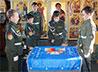 В Исетском казачьем кадетском корпусе освятили знамя