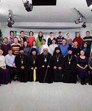 Сегодня исполняется 12 лет с начала вещания в России первого православного телеканала