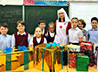 Младшие школьники Екатеринбурга поучаствовали в акции «Доброе сердце»