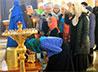 Частица мощей св. Матроны пробудет в Нижнетагильском храме Сергия Радонежского до 22 апреля