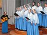 Великопостный концерт «Свет Христов просвещает всех» собрал 350 зрителей