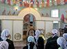 Православная община женской колонии встретила престольный праздник