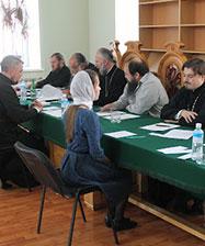 Екатеринбургская семинария объявляет о дополнительном наборе абитуриентов