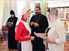 Свидетельства об окончании медколледжа сестрам милосердия вручила настоятельница Марфо-Мариинской обители