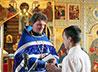 Складень, найденный в Смоленской области в вещах советского солдата, передали храму на Семи Ключах