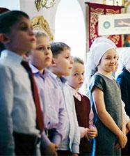 1 сентября епископ Среднеуральский Евгений совершит молебен на начало нового учебного года