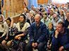 Встречу с бойцами поисковых отрядов устроили для прихожан Богородице-Владимирского храма
