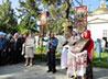 Престольный праздник Свято-Троицкого храма встретили жители Ирбита
