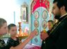 Для трудных подростков организовали экскурсию в храм и беседу со священником