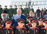 Суворовцы поучаствовали в военно-техническом форуме «Армия-2020»