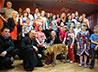 Прихожане храма свт. Луки г. Екатеринбурга учат детей коррекционной группы Малоистокского детского дома доверять жизни