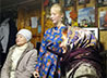 О русском народном костюме рассказали зареченцам
