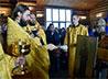Коллекционер подарил Богородице-Владимирскому храму икону св. Иоанна Предтечи