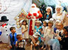 Для самых маленьких прихожан храма Целителя Пантелеимона устроили праздник