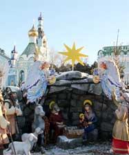 Как и где провести Рождественские дни в Екатеринбурге