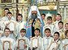Среди учащихся воскресных школ митрополии выявили лучших алтарников