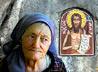Дом престарелых поселка Октябрьский Камышловского района получает помощь от Симеоновского храма