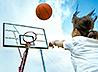 В Качканаре учащиеся воскресных школ состязались в баскетбольном матче