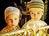 Детская Литургия и родительский семинар состоятся в полевском храме Святой Троицы