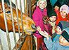 Служба Милосердия организовала для детей-инвалидов поездку в конно-спортивный клуб