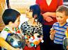 Более 500 детей из сел Верхотурского района получили подарки в ходе рождественской акции