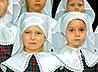Детский хор Николо-Сольбинского монастыря выступил в Уральском гуманитарном институте