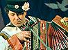 Один из десяти лучших гармонистов России покорил игрой Верхотурье