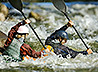 Юные рафтингисты укротили бурные воды Исети