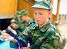 Кадеты казачьего патриотического клуба «Лава» побывали на учебных стрельбах