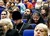 Митрополит Кирилл участвует в работе XXII Международных Рождественских чтений