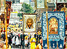 Участники Крестного хода 4 ноября помолились о единстве народа Богородице
