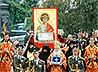 В течение восьми месяцев ковчег с мощами святого Георгия Победоносца путешествует по Екатеринбургской епархии