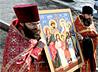 Крестный ход памяти Царской семьи прошел по улицам столицы Урала