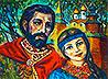 Названы имена победителей конкурса о святых Петре и Февронии, организованного Центральной городской библиотекой Новоуральска