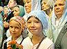 В Свято-Троицком храме Полевского состоялся праздник в честь матерей