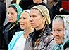 Престольный праздник в Серафимо-Саровском храме при доме престарелых Екатеринбурга