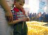 Уральский монастырь поможет устроить праздник для малообеспеченных семей поселка Восточный