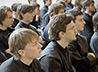 Романсы и народные песни прозвучали на благотворительном концерте в Екатеринбургской семинарии